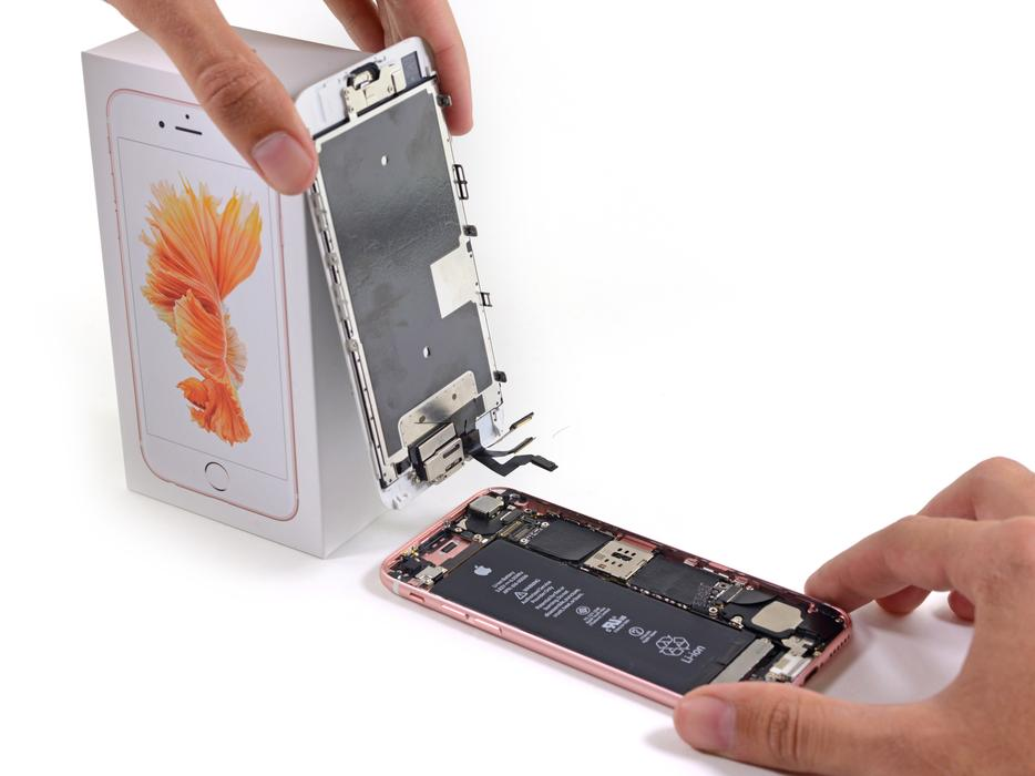 iPhone 6s screen replacement cheapest in westmidland ...