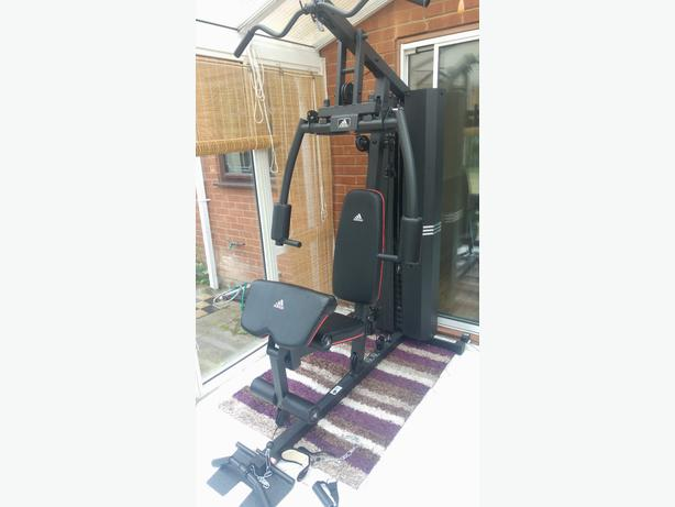 Bargain adidas home gym used but in mint condition walsall
