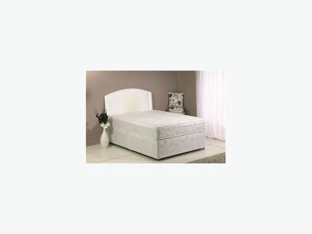 DELUXE MATTRESS DIVAN DOUBLE BED
