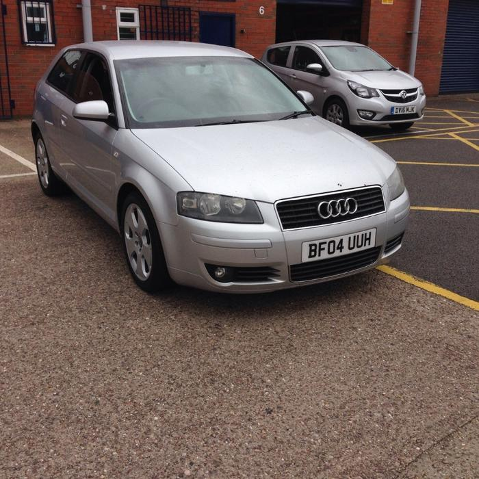 Audi A3 2.0 TDI Sport 2004 04 PLATE WALSALL, Dudley
