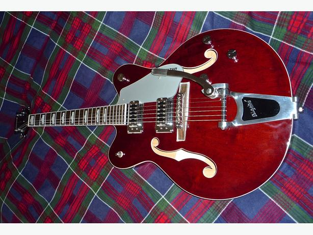 Gretsch G5422T  (2012) model but never played