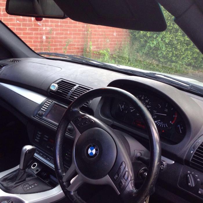 BMW X5 2003 53 PLATE 3.0d Sport SAT NAV