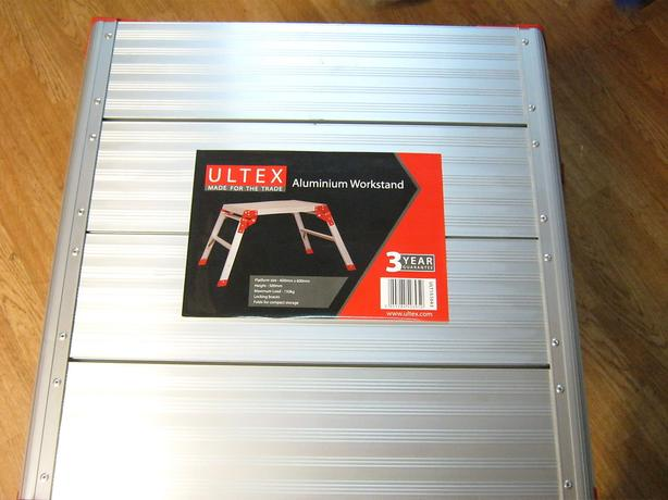 Ultex Aluminium Workstand 151043