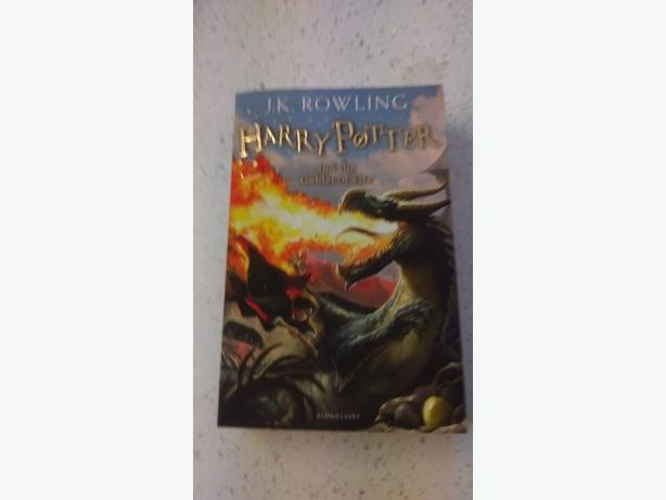 harry potter and the goblet of fire book report Harry potter and the goblet of fire (harry potter, book 4) - kindle edition by jk rowling download it once and read it on your kindle device, pc, phones or tablets.