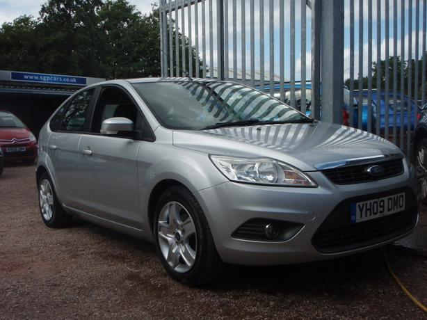Ford Focus 1.6 TDCi DPF Style 5dr Willenhall, Dudley