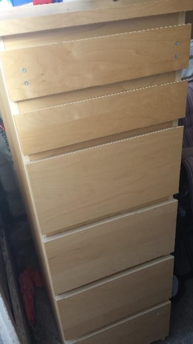 Used ikea malm chest of drawers wolverhampton wolverhampton - Mobile malm ikea ...