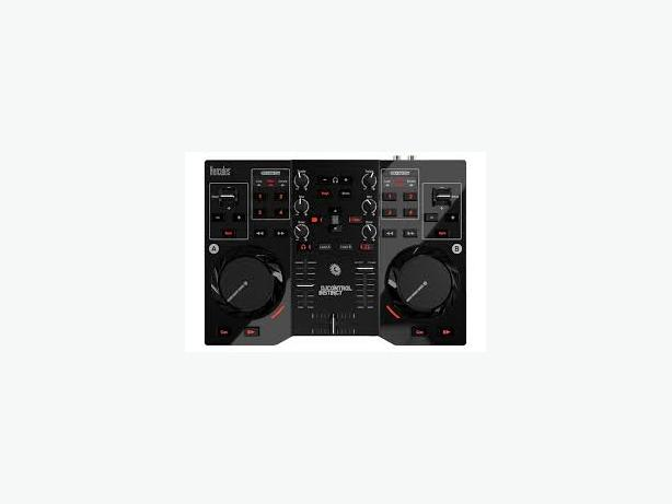 DJ Hercules Control Instinct