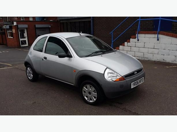 Ford Ka 1.3 2006 FSH 60000 miles HPi clear Stereo Power steering