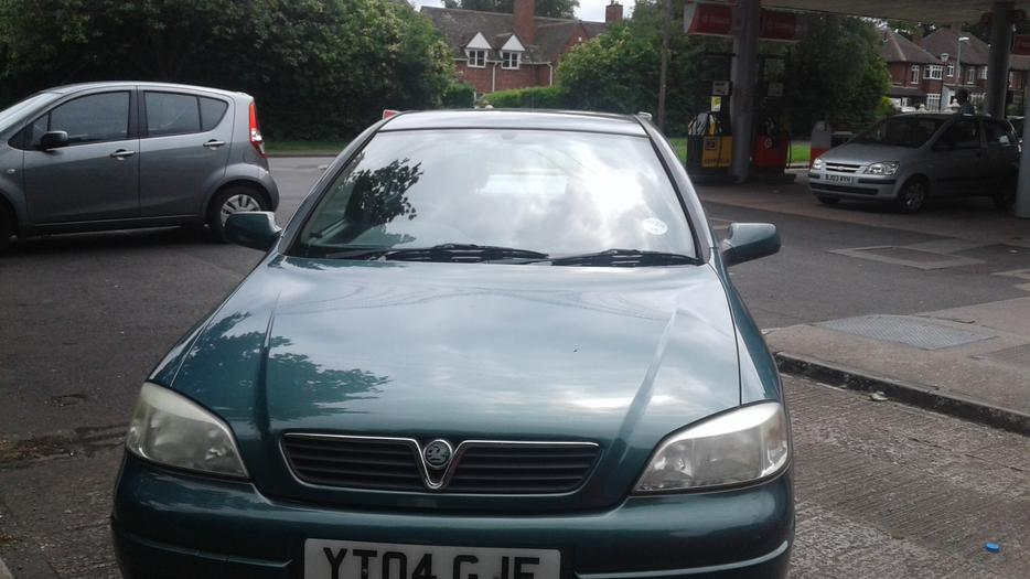 Vauxhall Astra 1 6 Club 8v 5door Hatchback 04 Plate
