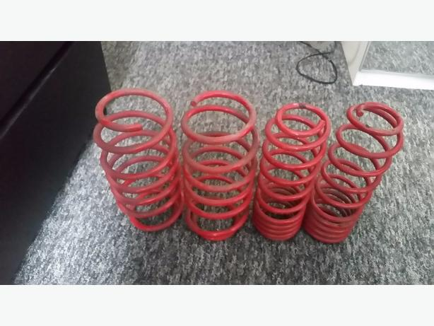 lowering springs 50mm seat ibiza mk4