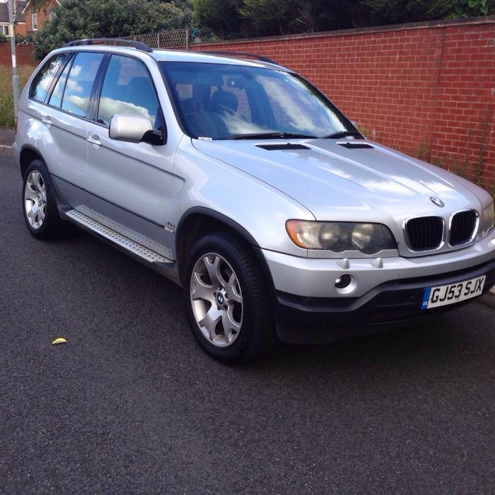 BMW X5 2003 53 PLATE 3.0d Sport WALSALL, Wolverhampton