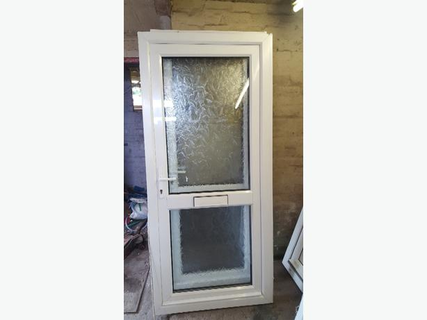 Upvc doors in dudley mobile for Brown upvc door