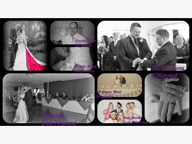 wedding photography and videography at affordable prices