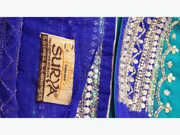 indian occasion saree