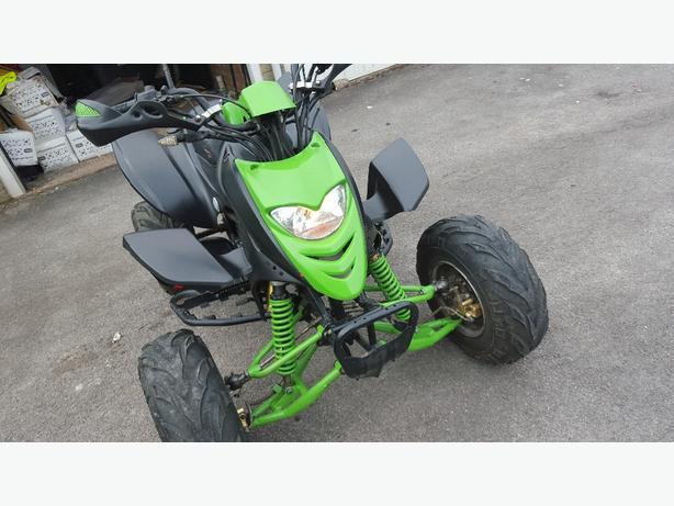 quad bike 250