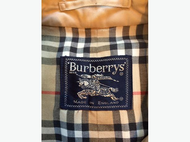 BURBERRY MAC