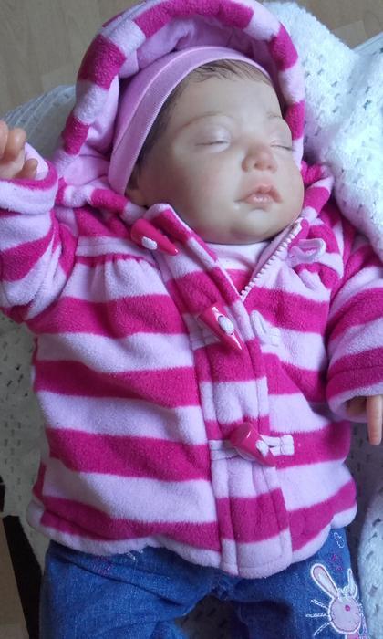 Reborn Fake Baby Girl Doll Brand New