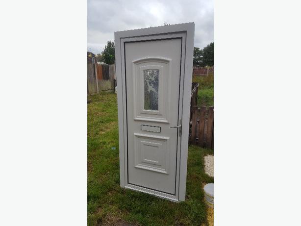 Upvc front door bilston dudley for Ready made upvc doors