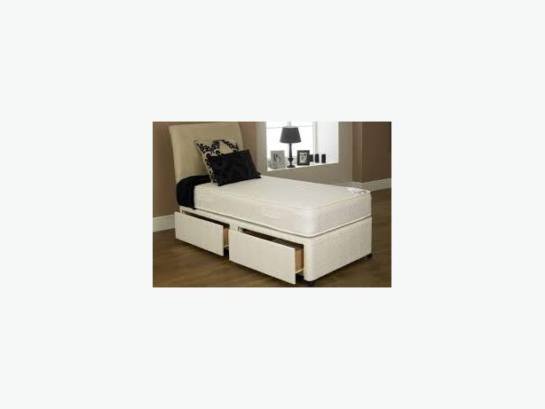 PLATINUM SINGLE 2 DRAW DIVAN