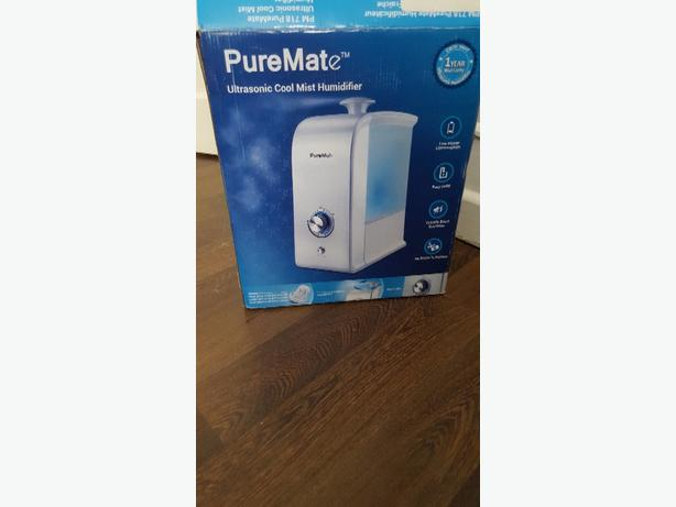 pure mate cool mist humidifier