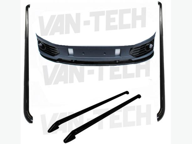 Van-Tech VW Transporter T5 Sportline Black Exterior Styling Kit