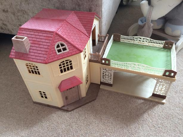 Sylvanian Maple Manor and many more