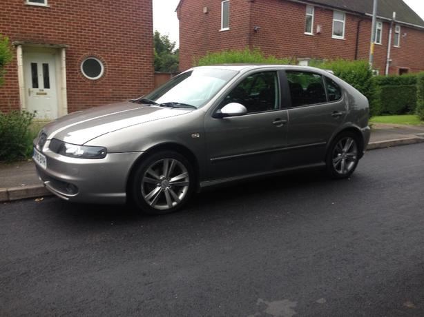 2005 seat leon fr 1 9 tdi 150 pd walsall dudley. Black Bedroom Furniture Sets. Home Design Ideas