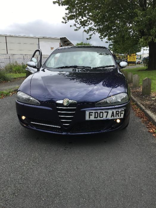 alfa romeo 147 turbo diesel jtdm 120bhp px swap possible bargain halesowen wolverhampton. Black Bedroom Furniture Sets. Home Design Ideas