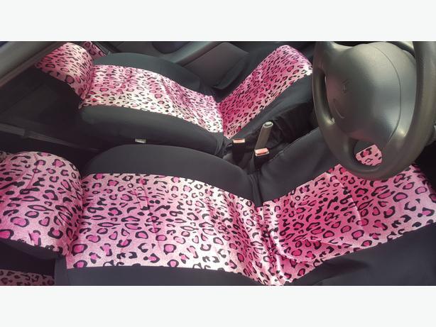Pink Car Seat Covers Stourbridge Dudley