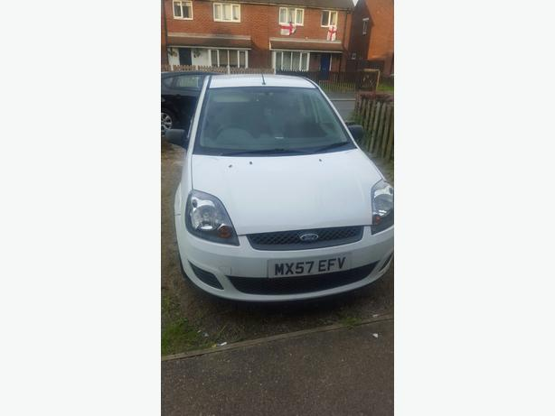ex police car 14 tdci 30 pound a year tax