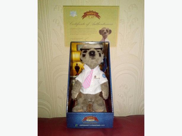 Genuine Official Meerkats