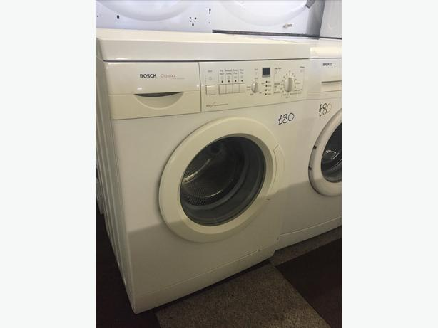 washing machine guarantee