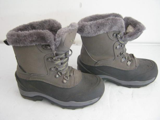 Parallel Avalanche Kids Snowboot Grey Size 1
