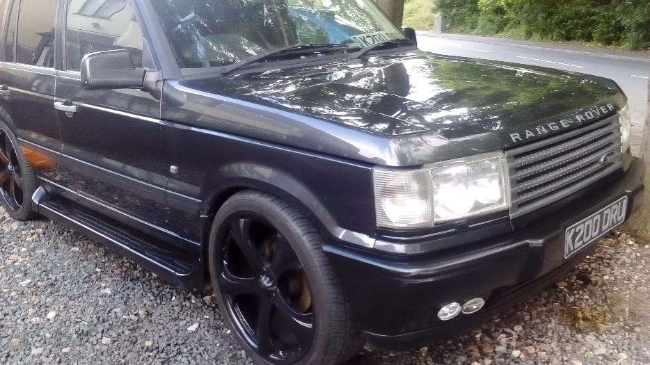 £1,050 · RANGE ROVER P38 IMMACULATE CONDITION unfortunately lost keys