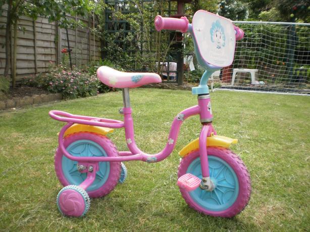 child's bike