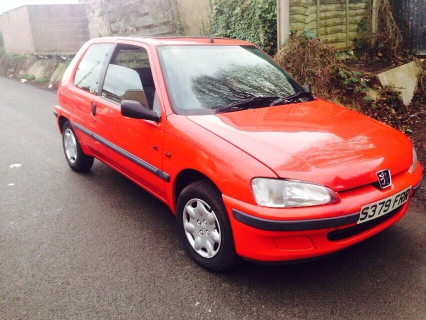 peugeot 106 1 4 automatic 82000 miles 3dr walsall dudley. Black Bedroom Furniture Sets. Home Design Ideas