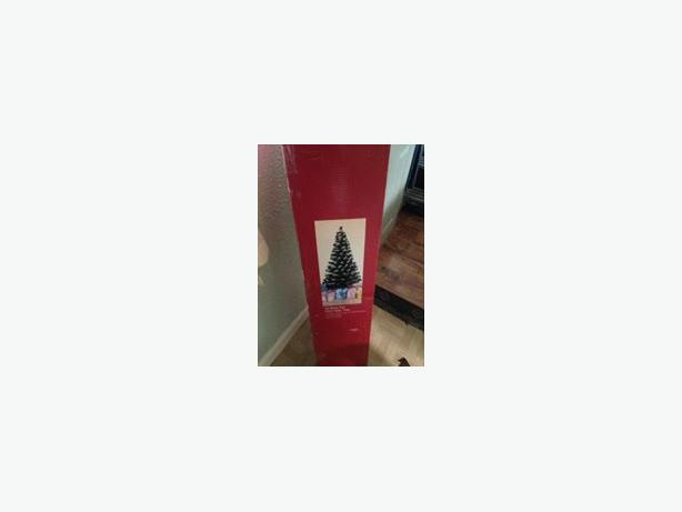 Fibre Opitic Christmas tree 5 ft