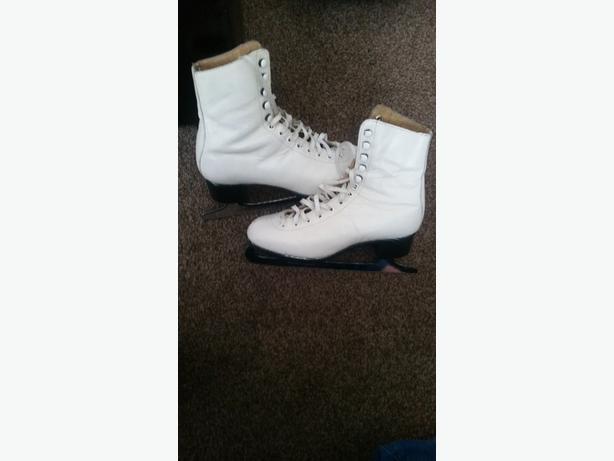 fagan ice skates size 4