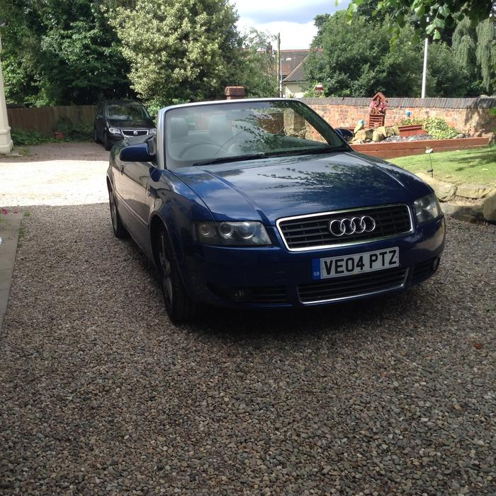 Bmw Youngstown: Audi A4 Cab DUDLEY, Dudley