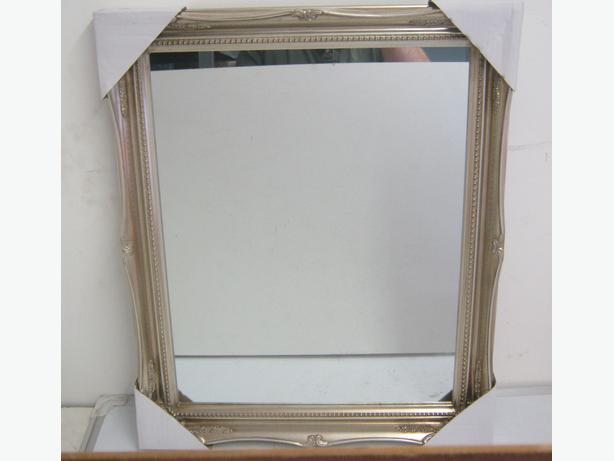 Decorative Gold Border Mirror 60 x 50cm