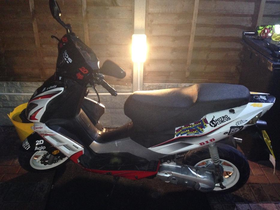 sachs speedjet r 50 cc moped dudley wolverhampton. Black Bedroom Furniture Sets. Home Design Ideas
