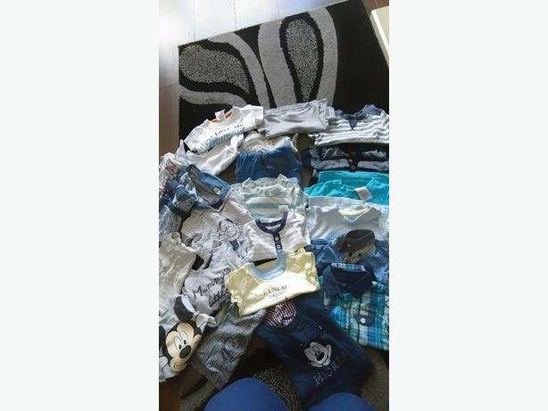 Baby clothes items joblot