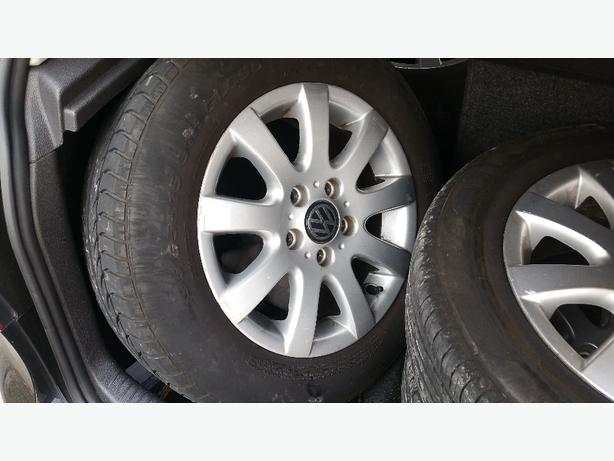 ALLOY WHEELS VW AUDI SEAT