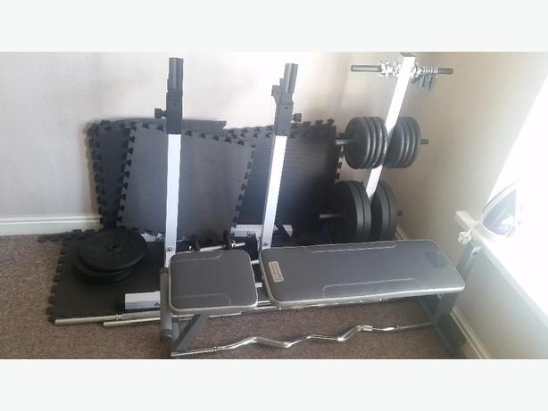 Gym Equipment Advanced