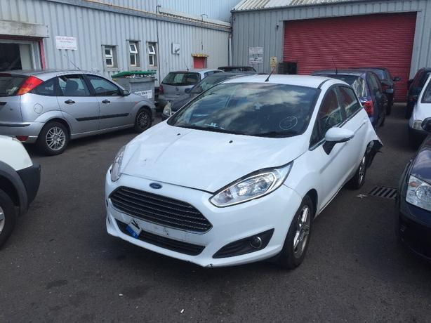 Ford Fiesta 2014 Tdci Breaking for spares