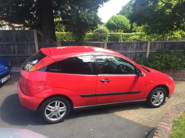 FORD FOCUS 1.4 LITRE