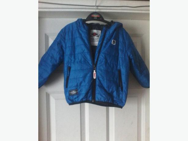 Next coat size 2 to 3