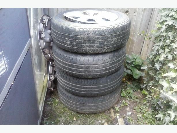 peugeot 307 wheels n tyres