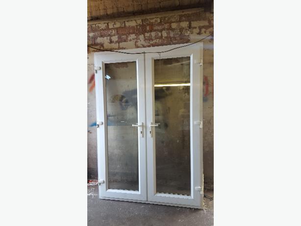 French doors upvc