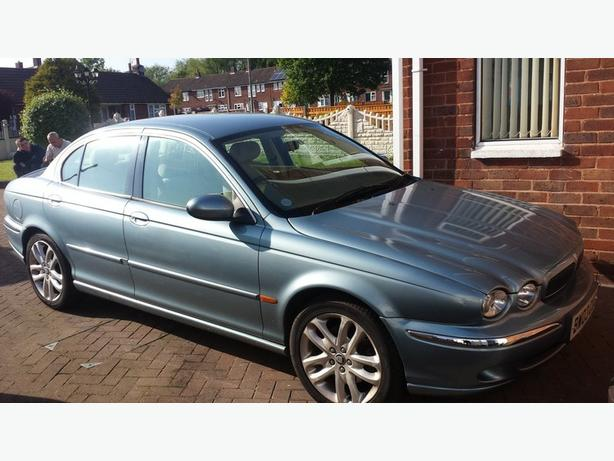 jaguar 2.1 loverly car need gone tonight
